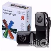 Voice Motion Activated Spy Camera   Security & Surveillance for sale in Lagos State, Ikeja