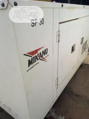 30kva Perkins Soundproof | Electrical Equipment for sale in Lagos State, Ojo