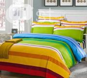 Stripped Pattered Bedsheet | Home Accessories for sale in Lagos State, Lekki Phase 1