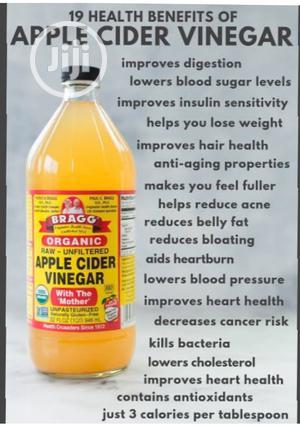 Apple Cider Vinegar (946ml) | Vitamins & Supplements for sale in Lagos State, Amuwo-Odofin