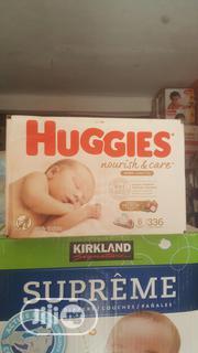 Huggies Nourish & Care Wipes | Baby & Child Care for sale in Lagos State, Ifako-Ijaiye