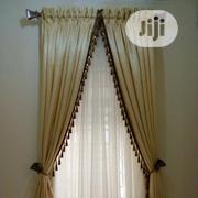 Curtain-key Print (Pack Of 2)Plain Colour   Home Accessories for sale in Lagos State, Ajah