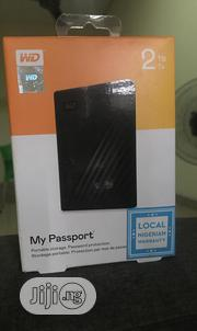 2TB WD My Passport Portable External Hard Drive   Computer Hardware for sale in Lagos State, Ikeja