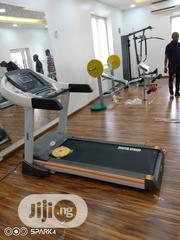 German Machine 6hp Treadmill | Sports Equipment for sale in Lagos State, Victoria Island