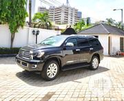 Toyota Sequoia 2018 Black | Cars for sale in Lagos State, Victoria Island