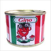 Carton Of Gino Tin Tomato Paste - 70g X 50 | Meals & Drinks for sale in Lagos State, Oshodi-Isolo