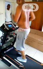 Protech Treadmills With Massager 2.5hp With Dumbbell And Twister | Sports Equipment for sale in Abuja (FCT) State, Wuse 2
