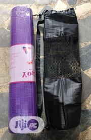 New Purple Yoga Mat   Sports Equipment for sale in Abuja (FCT) State, Kado