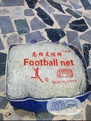Original Imported Football Net Standard   Sports Equipment for sale in Abuja (FCT) State, Utako