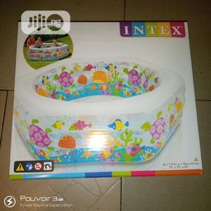 Kids Special Print Swimming Pool For 5kids Can Play Inside   Sports Equipment for sale in Lagos State, Surulere