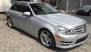 Mercedes-Benz C300 2014 Silver | Cars for sale in Ekiti State, Ijero