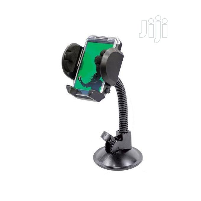 Fly Premium Car Phone Holder With 360 Degree Rotation   Accessories for Mobile Phones & Tablets for sale in Ikeja, Lagos State, Nigeria