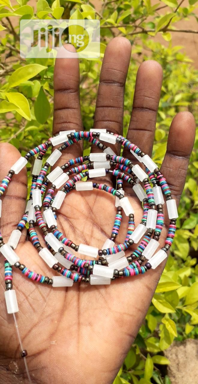 Archive Glow In The Dark Mixed With Ghana Beads Waist Bead In Oluyole Clothing Accessories Everything Handkraft Jiji Ng