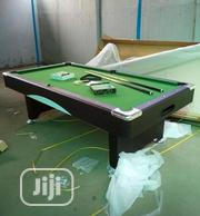 8feet Green Felt Solid Snooker Pool Table   Sports Equipment for sale in Lagos State, Victoria Island