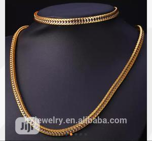 Two Tone Gold Chain. | Jewelry for sale in Abuja (FCT) State, Kubwa