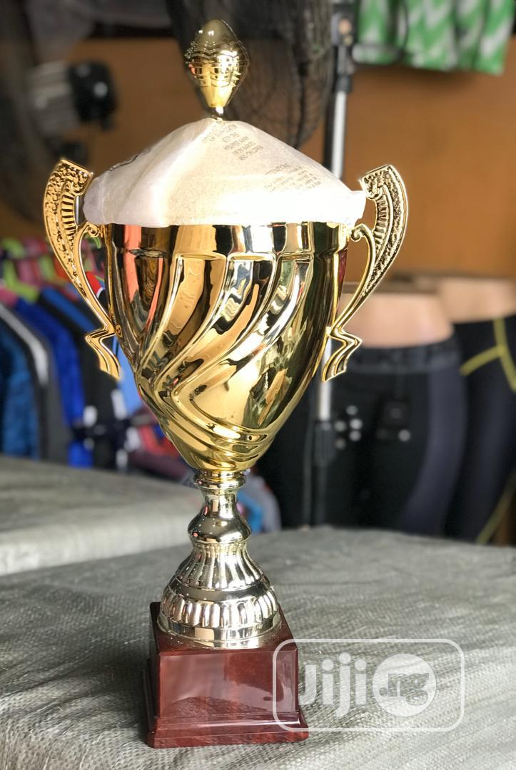 Another New Design Trophy