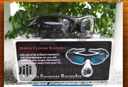 This Is Mobile Eyewear Recorder Glasses Camera. | Security & Surveillance for sale in Lagos State, Ikeja
