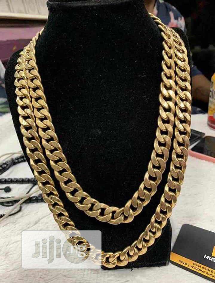 Gold Chain [18 Karat)