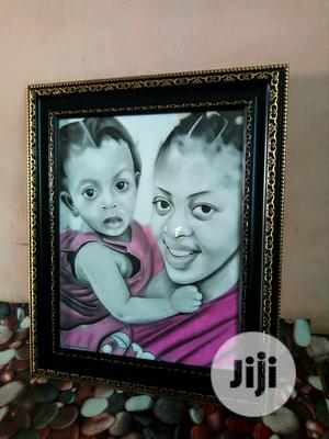 Perfect Colored Pencil Portrait | Arts & Crafts for sale in Abuja (FCT) State, Gwarinpa