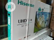 Hisense UHD 4K Tv 50inchs | TV & DVD Equipment for sale in Lagos State, Ikeja