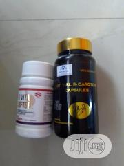 Norland Gi Vital With B-carotene/Improve Ur Hair,Bald,2thicken&Grow   Vitamins & Supplements for sale in Lagos State, Surulere
