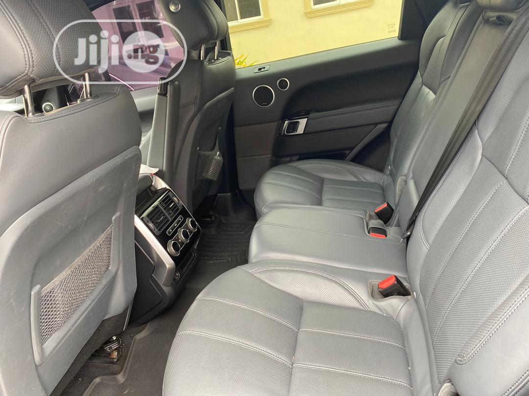 Land Rover Range Rover Sport 2014 Gray | Cars for sale in Lekki, Lagos State, Nigeria