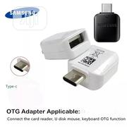 Original Samsung Adapter Converter USB 3.0 OTG Type-C Drive | Accessories for Mobile Phones & Tablets for sale in Lagos State, Ikeja