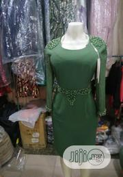 Green Fitted Gown Fr Birthday Parties, Weddings, Occasions, Events | Wedding Wear for sale in Lagos State, Lekki Phase 1