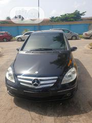 Mercedes-Benz B-Class 2008 Black | Cars for sale in Lagos State, Amuwo-Odofin