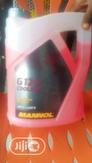 Mannol G12 Radiator Coolant 5lt | Vehicle Parts & Accessories for sale in Lagos State, Mushin