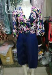 Plitted Flowered Gown Good For Pregnant Woman | Maternity & Pregnancy for sale in Lagos State, Lekki Phase 2