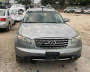 Infiniti FX35 2006 Base 4x4 (3.5L 6cyl 5A) Beige | Cars for sale in Lagos State, Ajah