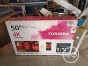 "50"" Toshiba UHD 4K Smart TV | TV & DVD Equipment for sale in Lagos State, Magodo"