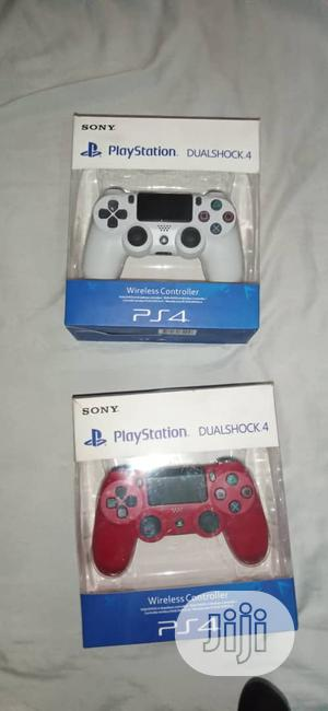 Original Brand New PS4 Dual Shock 4 Wireless Controller   Accessories & Supplies for Electronics for sale in Lagos State, Ikeja