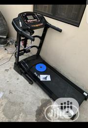 2.5hp Treadmill With Massager | Sports Equipment for sale in Lagos State, Ikotun/Igando