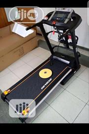 Newly Improved 2.5hp Treadmill With Massger | Sports Equipment for sale in Lagos State, Lekki Phase 2