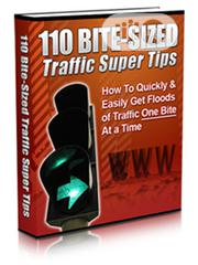 110 Tips On Getting Super Traffic For Your Products   Books & Games for sale in Lagos State, Agboyi/Ketu