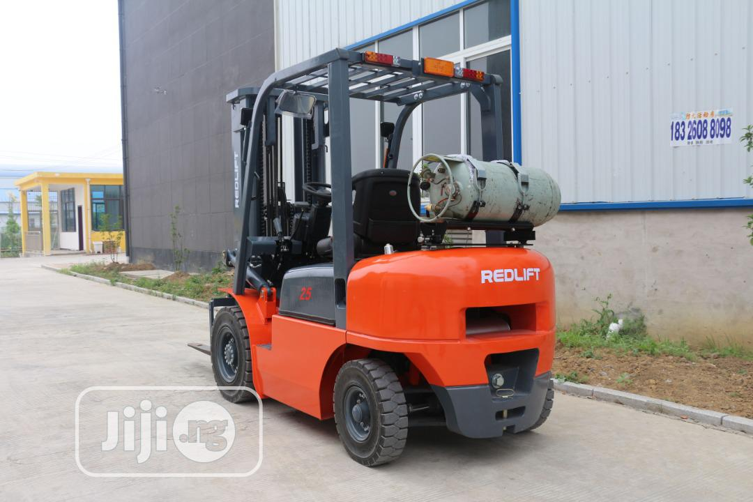 3 Tons Redlift Forklift 2019 | Heavy Equipment for sale in Isolo, Lagos State, Nigeria
