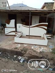 Executive Bed With Big Wallbrobe   Furniture for sale in Lagos State, Mushin