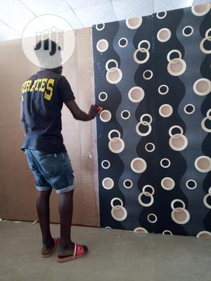 Wallpaper Installation | Building & Trades Services for sale in Abuja (FCT) State, Kubwa
