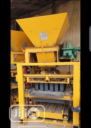 New Block Making Machine Mixer And Conveyor | Manufacturing Equipment for sale in Lagos State, Ikeja
