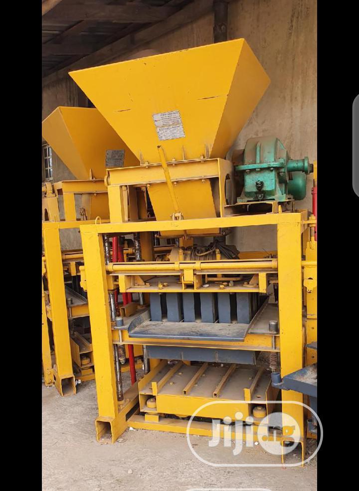 New Block Making Machine Mixer And Conveyor | Manufacturing Equipment for sale in Ikeja, Lagos State, Nigeria