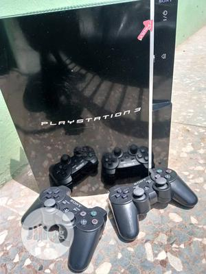 UK Used SONY PS3 Console With Games And Extra PAD | Video Game Consoles for sale in Lagos State, Ikeja