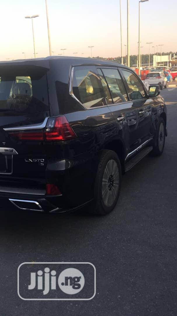 New Lexus LX 2020 Black   Cars for sale in Garki 2, Abuja (FCT) State, Nigeria