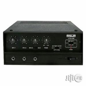 Ahuja Amplifier Mixer   Audio & Music Equipment for sale in Lagos State, Mushin