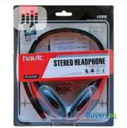 Stereo Headphone Hv-h2105d 27mm Strong. | Headphones for sale in Lagos State, Ikeja