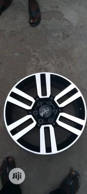 20inches Alloy Wheel for Toyota, Mitsubishi Products | Vehicle Parts & Accessories for sale in Lagos State, Ikeja
