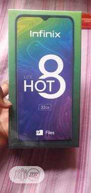 New Infinix Hot 8 Lite 32 GB Black | Mobile Phones for sale in Lagos State, Ikeja