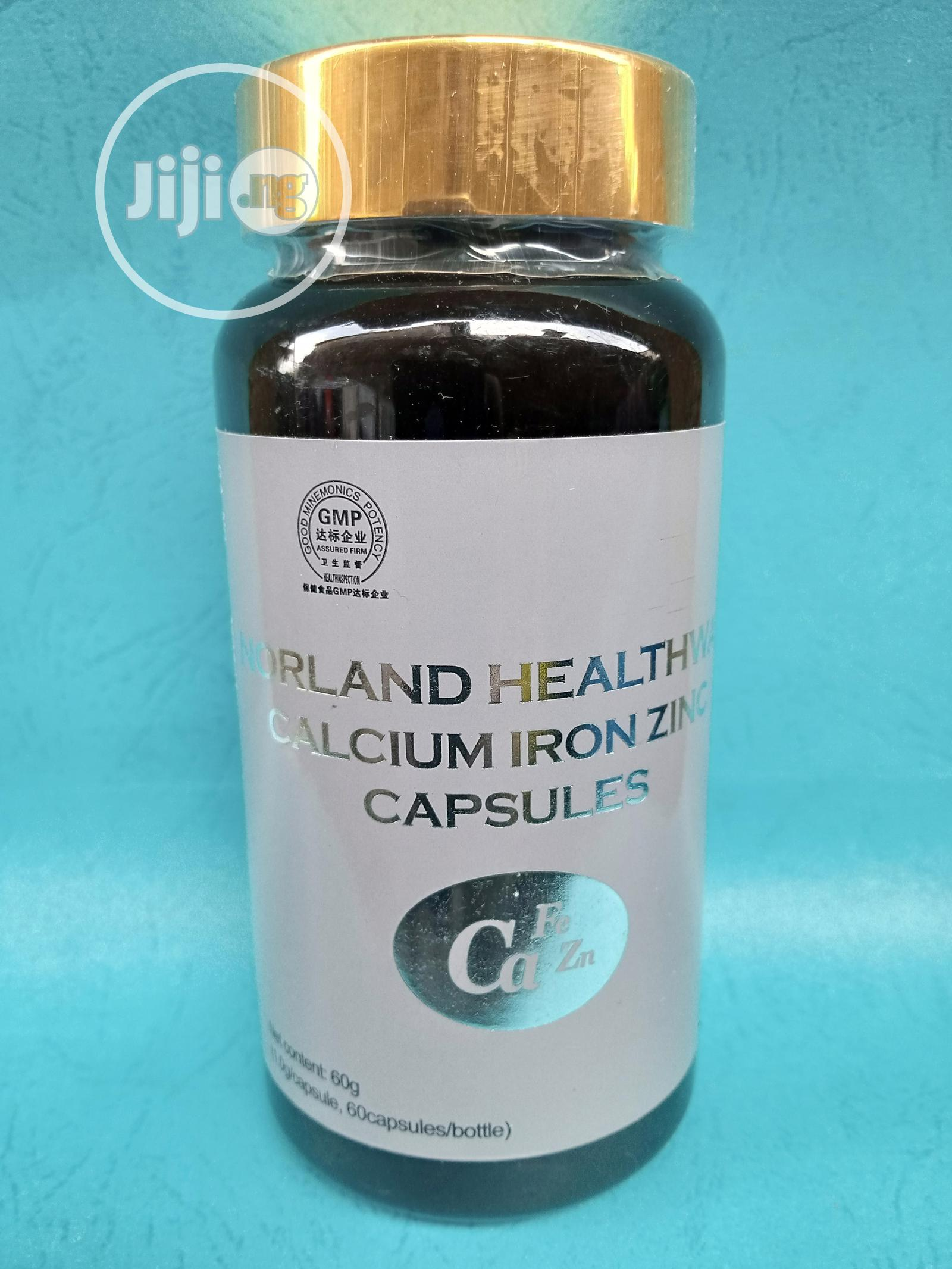 Get A Healthy Body With Calcium , Iron And Zinc