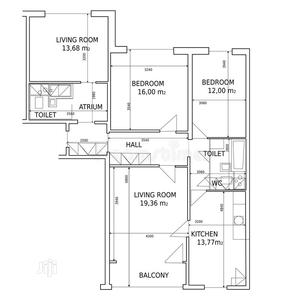Drawing Of Building Plan Both Residential And Commercial. | Building & Trades Services for sale in Edo State, Benin City